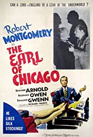 The Earl of Chicago (1940) Poster - Movie Forum, Cast, Reviews