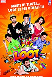 Loot (2011) Poster - Movie Forum, Cast, Reviews