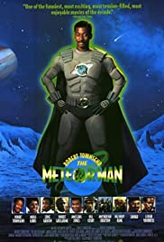 The Meteor Man (1993) Poster - Movie Forum, Cast, Reviews