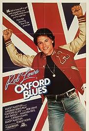 Oxford Blues(1984) Poster - Movie Forum, Cast, Reviews