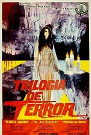 Trilogia de Terror Poster