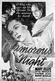 Glamorous Night Poster