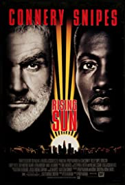 Rising Sun (1993) Poster - Movie Forum, Cast, Reviews
