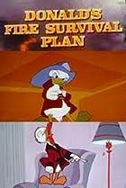 Donald's Fire Survival Plan (1965) Poster