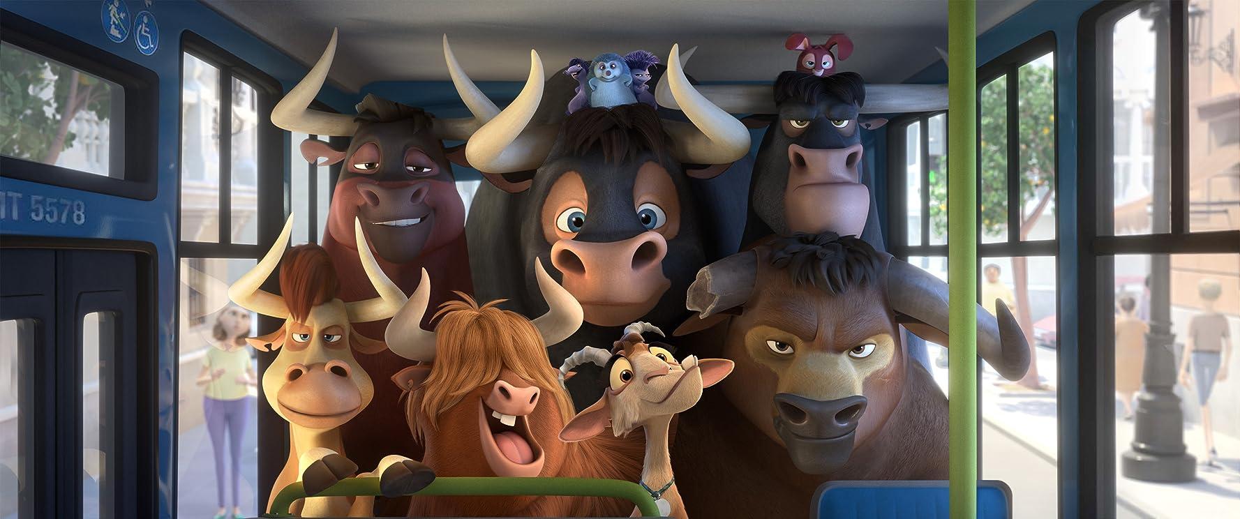 Ole, el viaje de Ferdinand