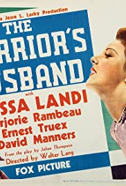 The Warrior's Husband Poster