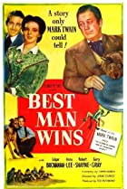Best Man Wins (1948) Poster