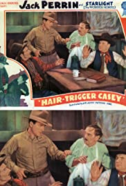Hair-Trigger Casey Poster