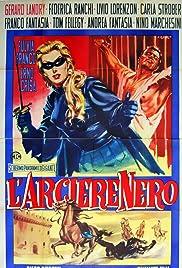 The Black Archer Poster