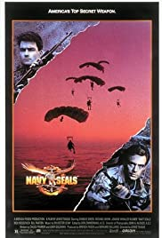 Navy Seals (1990) Poster - Movie Forum, Cast, Reviews