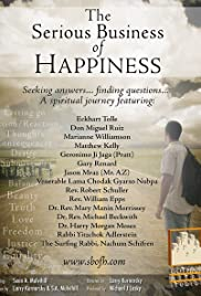Living Luminaries: On the Serious Business of Happiness Poster