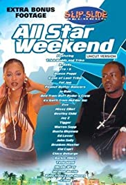 Slip N' Slide: All Star Weekend Poster