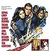 Sophia Loren, George Peppard, and Trevor Howard in Operation Crossbow (1965)