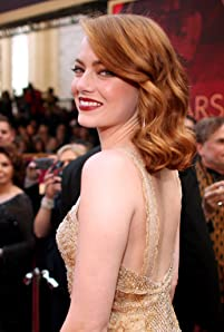 Emma Stone at an event for The 89th Annual Academy Awards (2017)