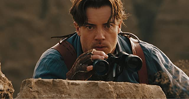 Brendan Fraser in The Mummy: Tomb of the Dragon Emperor (2008)