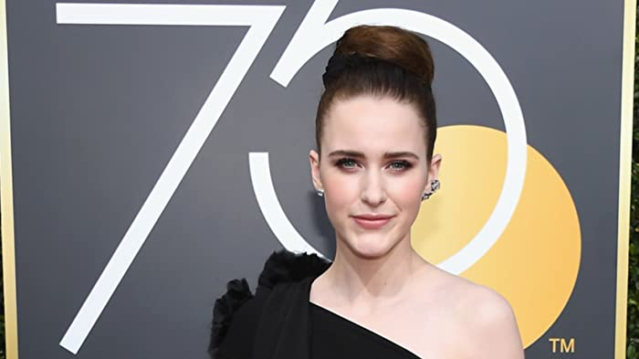 Rachel Brosnahan's Play-by-Play of Her Golden Globes Win