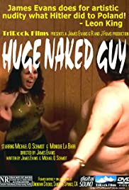 Huge Naked Guy Poster