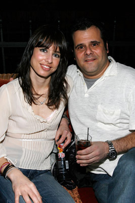 Louis Addesso Jr. and Donna Blaszczyk at The Last International Playboy (2008)