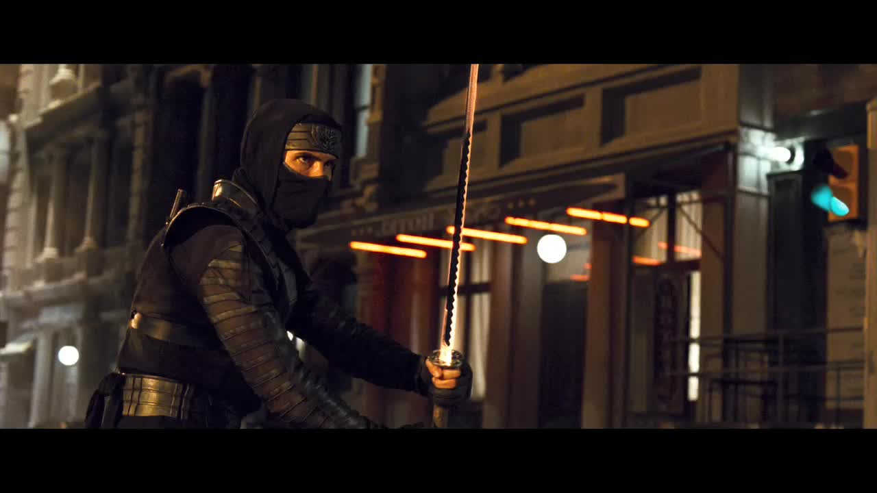 Download Ninja full movie in italian dubbed in Mp4