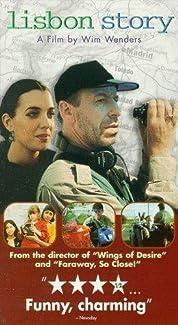 Lisbon Story poster