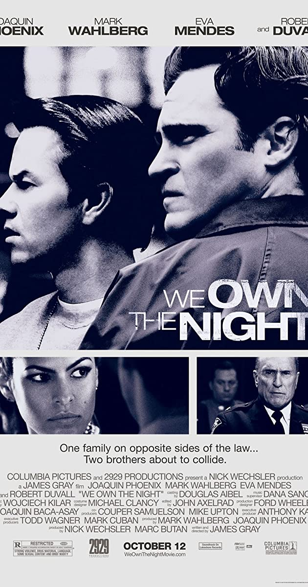 Mes valdome naktį / We Own The Night (2007) Online