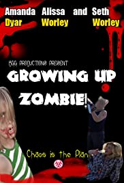 Growing Up Zombie! Poster