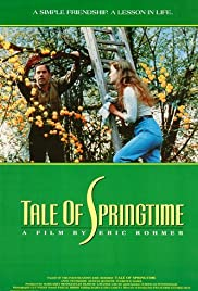 A Tale of Springtime Poster