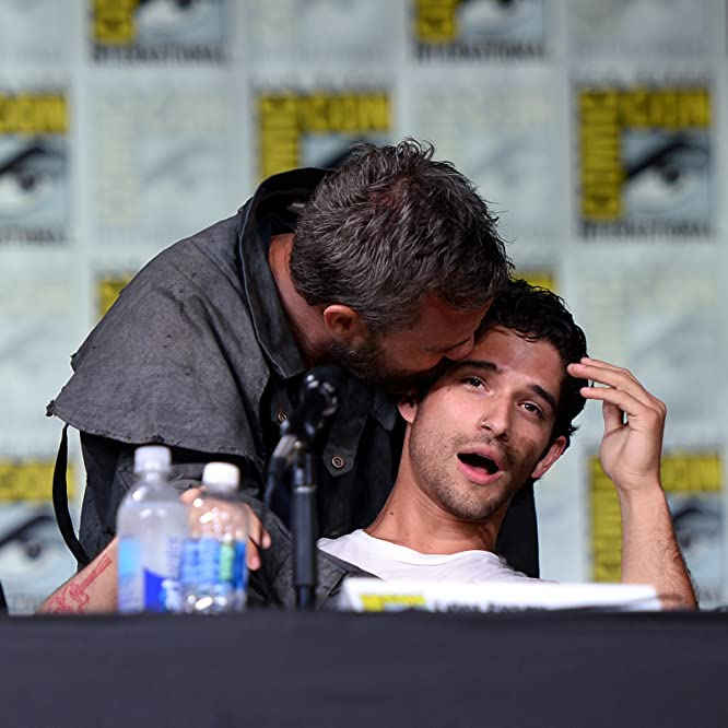 JR Bourne and Tyler Posey