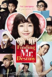 Finding Mr Destiny Poster