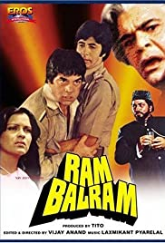 Ram Balram Poster