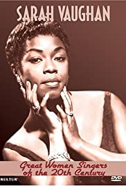 Great Women Singers of the 20th Century: Sarah Vaughan Poster