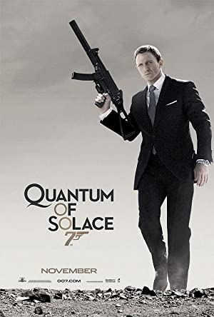 Quantum of Solace (2008) Download on Vidmate