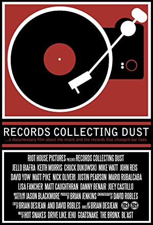 Records Collecting Dust (2015)