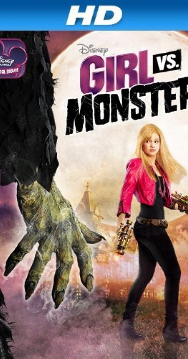 Vaiduoklių gaudytoja / Girl Vs. Monster (2012) Online