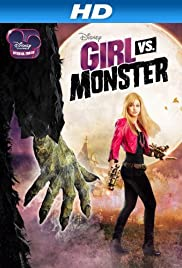 Girl Vs. Monster (2012) Poster - Movie Forum, Cast, Reviews