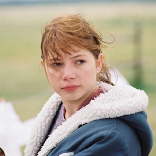 Michelle Williams in Brokeback Mountain (2005)