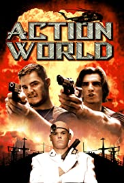 Action World (2010) Poster - Movie Forum, Cast, Reviews