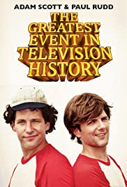 The Greatest Event in Television History Poster