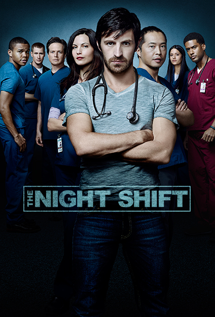 Naktinė pamaina / The Night Shift (2015) (2 Sezonas)