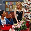 Gillian Jacobs and Danny Pudi in Community (2009)