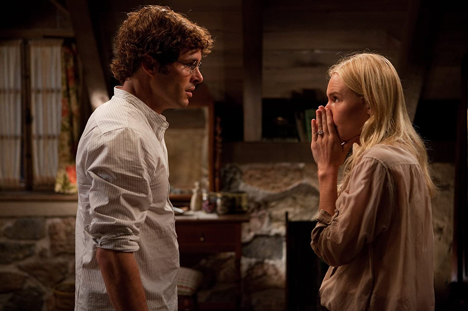 James Marsden and Kate Bosworth in Straw Dogs (2011)