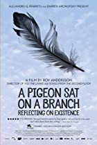 Image of A Pigeon Sat on a Branch Reflecting on Existence
