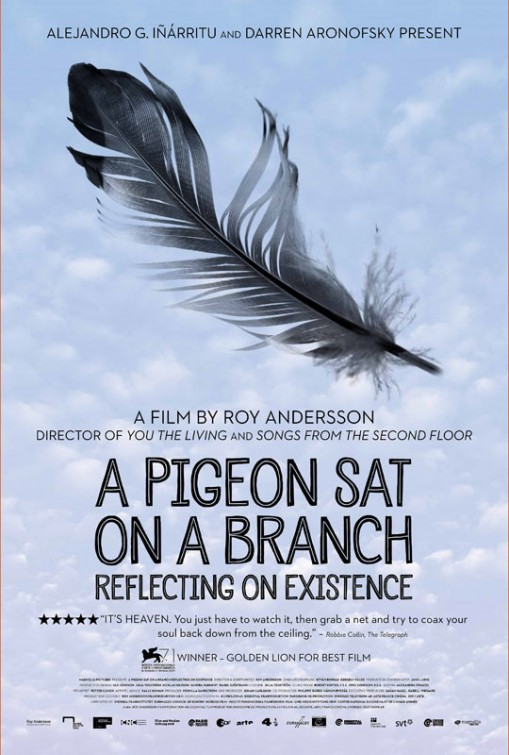 Box art for A Pigeon Sat On A Branch Reflecting On Existence