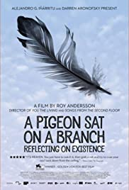 A Pigeon Sat on a Branch Reflecting on Existence Poster