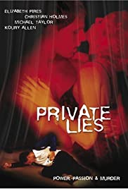 Private Lies Poster