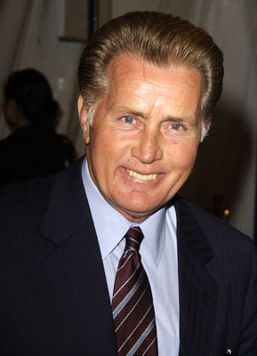 Martin Sheen at Catch Me If You Can (2002)