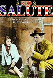 Red Salute (1935) Poster - Movie Forum, Cast, Reviews