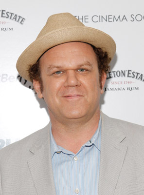 John C. Reilly at an event for Cyrus (2010)
