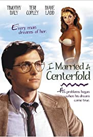 I Married a Centerfold Poster