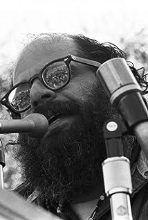 Allen Ginsberg Picture